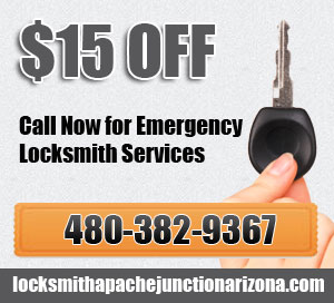 Locksmith Apache Junction Arizona Offer